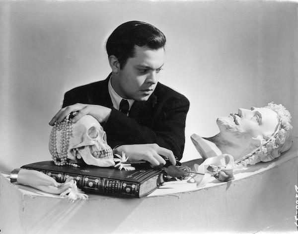 Cecil Beaton Orson Welles 1937