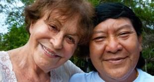 Claudia Andujar: Medalla Goethe por la defensa de los yanomamis