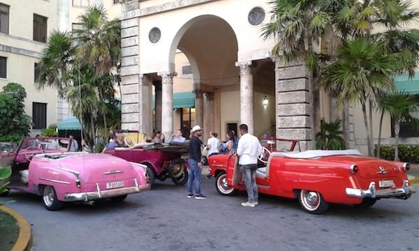 Conrad Cuba coches