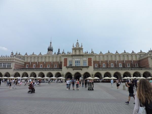 Cracovia Plaza Mayor