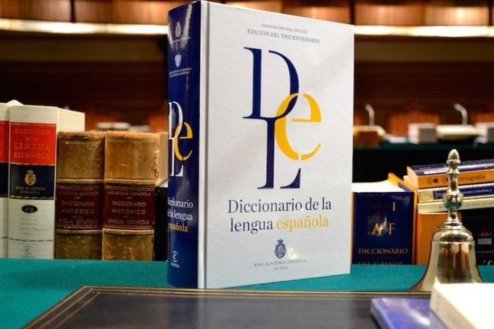 Diccionario de la lengua española DRAE