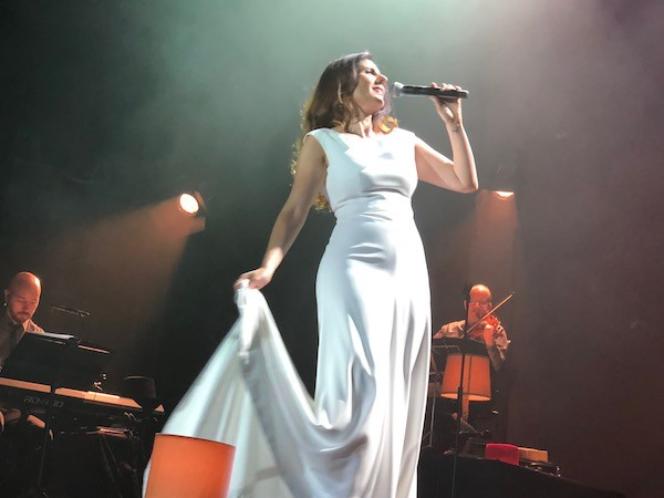 Diana Navarro cante Minas 2018