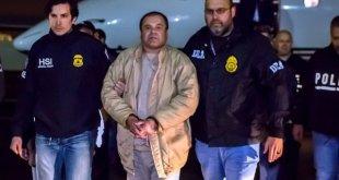 Comienza el juicio al Chapo Guzmán en Nueva York