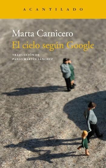 El cielo según Google Acantilado