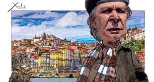 Eugenio de Andrade por Xulio Formoso