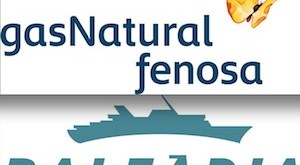Gas Natural Fenosa y Baleària (logos)