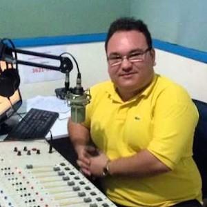 Gleydson Carvalho en el estudio