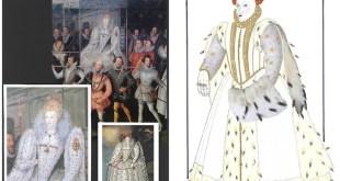 Gloriana: vestuario