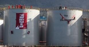 Greenpeace envía un aviso a Colgate, Mondelez, Nestlé y Unilever