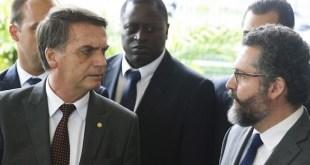 Ministro de Exteriores de Bolsonaro posible hazmerreír del mundo