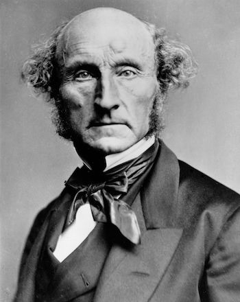 John Stuart Mill. London Stereoscopic Company, 1870