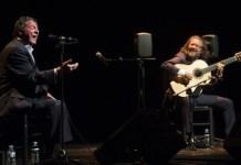José Gálvez y Luis el Zambo Foto David Mudarra