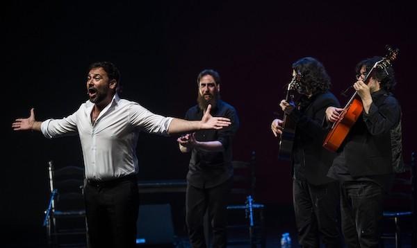 Jose Valencia, Manuel Valencia, Manuel Parrilla y Juan Requena. Foto4 David Mudarra