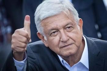 Antonio Manuel López Obrador, AMLO, 2018