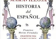 Portada de La maravillosa historia del español