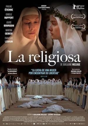 La Religiosa, cartel