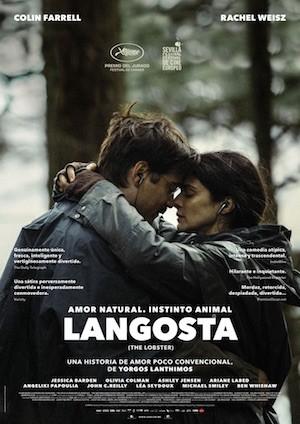 Langosta, cartel