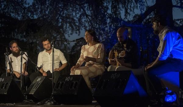 Lela Soto y sus músicos Foto1 David Mudarra