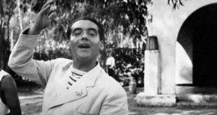 Federico García Lorca: 19 agosto 1931 – 18 agosto 1936