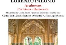 Lorenzo Palomo Arabescos caratula