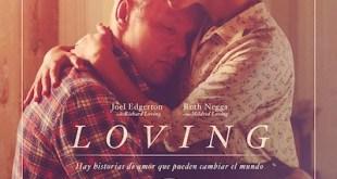 Loving: emocionante drama de resistencia a la desigualdad