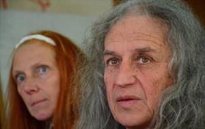 Ludwig Zacaro y Nina Lahge