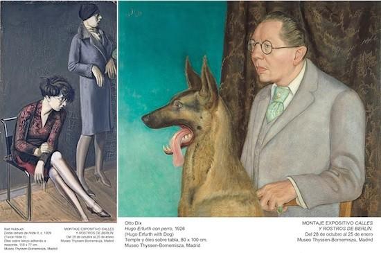Karl Hubbuch, Hilde. Otto Dix, Hugo Erfurth.