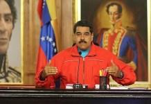 El presidentre de Venezuela, Nicolás Maduro, reconoce la derrota electoral en las eleciones legislativas.
