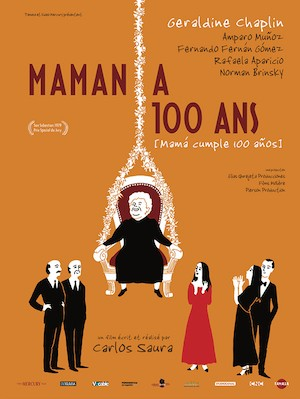 Mamá cumple cien años, cartel francés