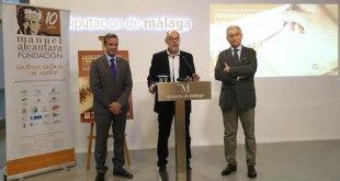 Víctor González, Antonio Pedraza y Pablo Aranda