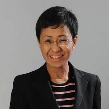 María Ressa periodista filipina