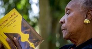 """El """"Nuevo Premio de Literatura""""para la escritora guadalupana Maryse Condé"""