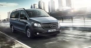 Mercedes-Benz alteró control de emisiones en modelos Vito, Clase C y GLC