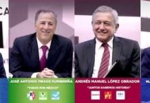 Mexico candidatos presidencia 2018
