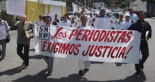 Periodistas asesinados en América Latina y el Caribe: 39 en 2016