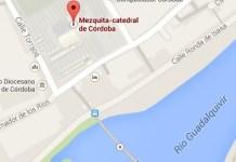 La Mezquita-Catedral de Córdoba en Google maps