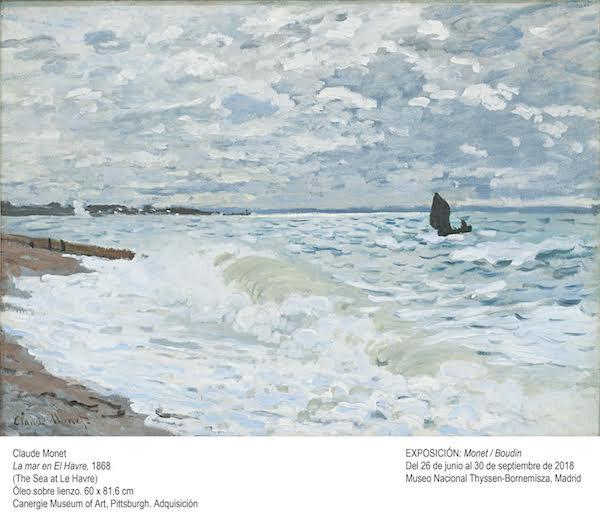 Monet El Havre