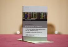 Entrega de los Premios Internacionales de Ensayo y de Poesía Jovellanos. Ediciones Nobel. Museo C. Natal Jovellanos. © JORGE PETEIRO Gijón, 20/06/2018