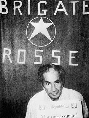 Las Brigadas Rojas difunden un testimonio de vida de Aldo Moro