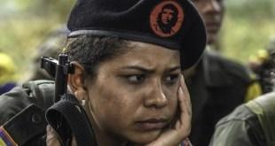 Colombia: las FARC entregan las armas a la misión de Naciones Unidas