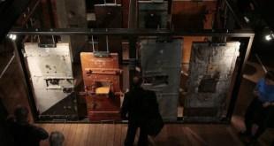 Puertas de las celdas en el Museo del Gulag en Moscú
