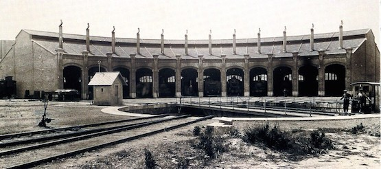Museo-ferrocarril-Vilanova-Geltru-rotonda