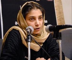 Noushin-Ahmadi-Khorasani-periodista-irani