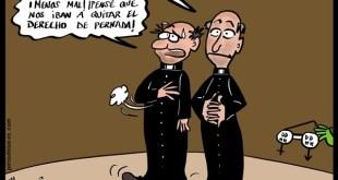 Privilegios de la iglesia y la curia
