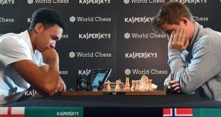 Fútbol y ajedrez (V): Trent Alexander-Arnold contra Magnus Carlsen