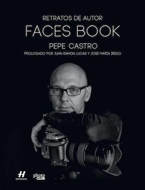 Pepe Castro: cubierta de Faces Book