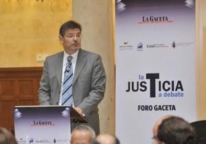 Rafael Catalá en Gaceta de Salamanca