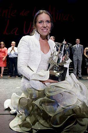 Rocío Márquez: Lámpara Minera 2008