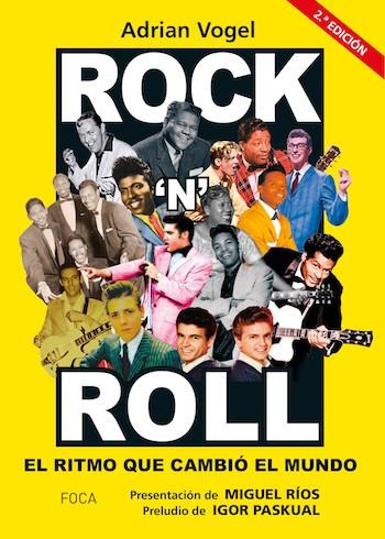Rock n roll Vogel portada