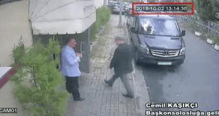 "Caso Khashoggi: ""Dile a tu jefe misión cumplida"""